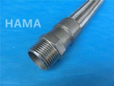 焊接式外锥管金属波纹管