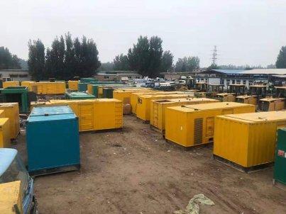 西安200KW靜音發電機服務市政工程