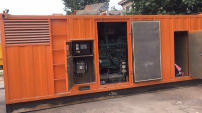 咸陽400KW靜音發電機租賃服務基礎工程樁基