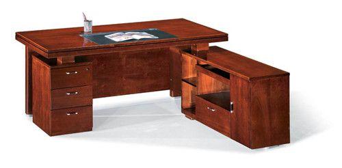 复古班台办公桌
