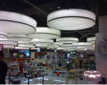 商场软膜天花吊顶