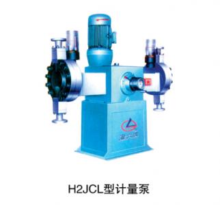 计量泵调节机构的用途及方式