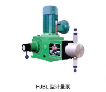 计量泵的主要分类及介绍
