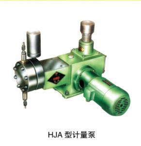 微量计量泵的发展简介