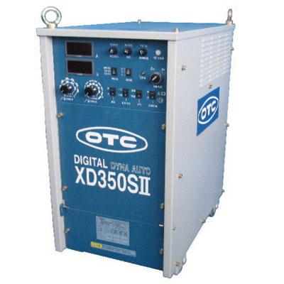 微电脑数字控制CO?/MAG焊接机XD350SII