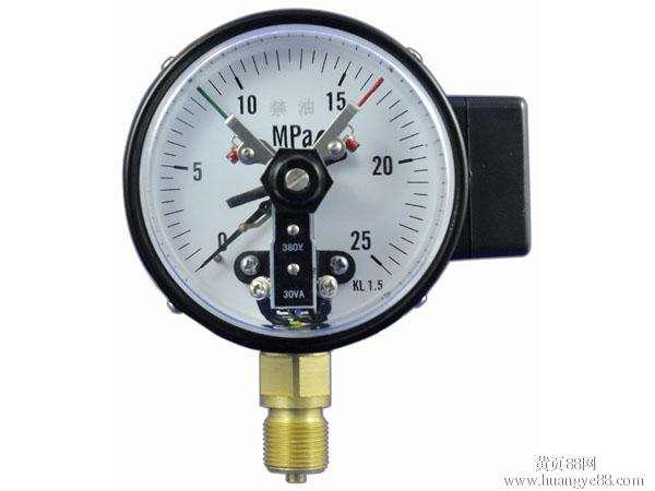 隔膜电接点压力表.jpg