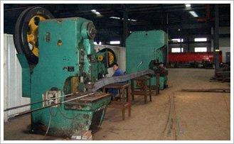 熱鍍鋅鋼格板設備