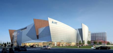上海宜兴八佰伴购物中心