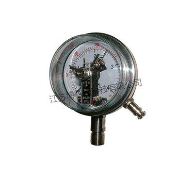 YX电接点压力表