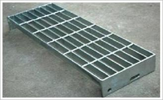 T2型踏步板(有打孔的側擋板)