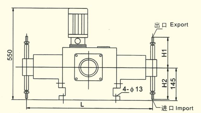 2泵工作电路图