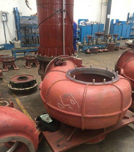 潜水泵维修