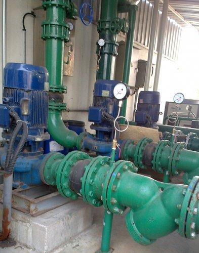 空调循环泵维修