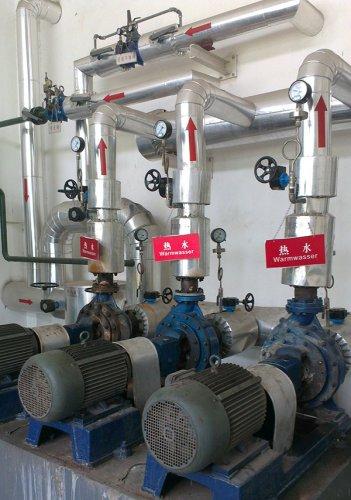 空调循环泵保养