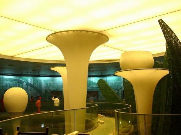 博物馆透光膜