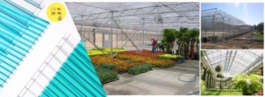 农业温室领域