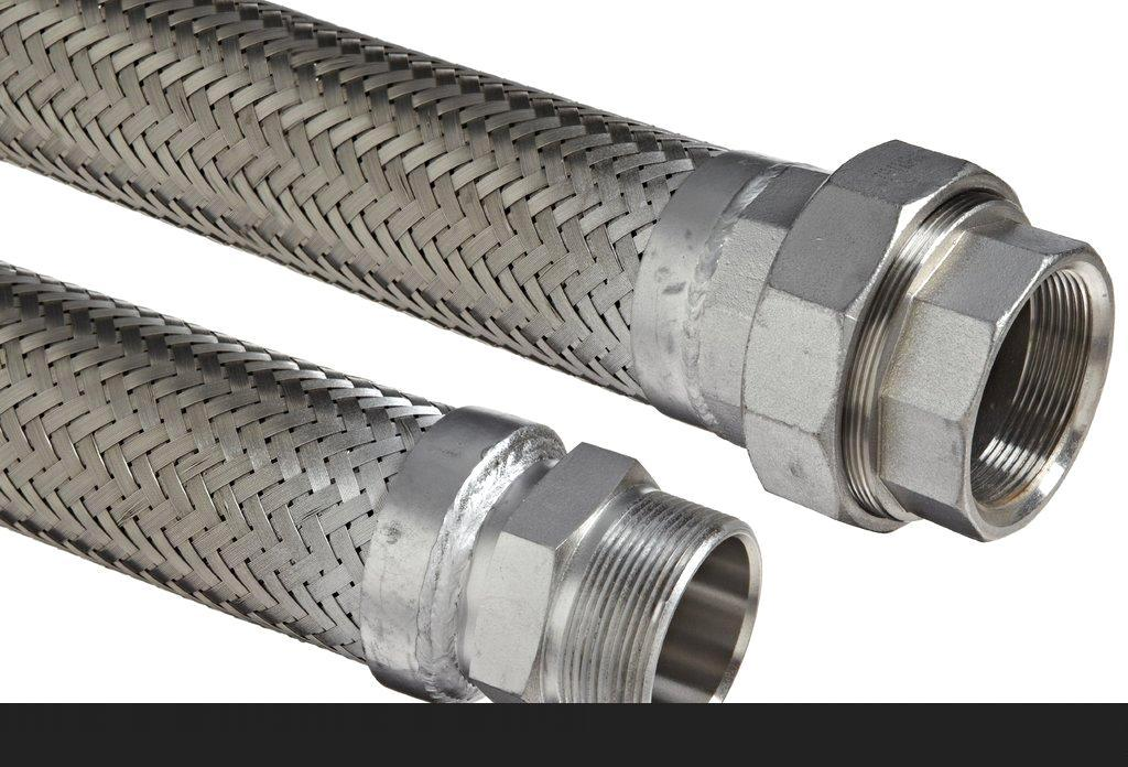 油任接头金属软管