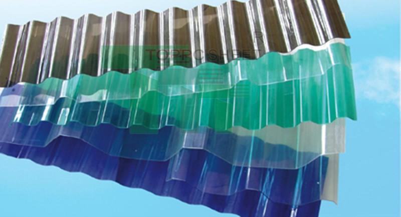 PC瓦楞板|瓦楞板厂家|瓦楞板价格|聚碳酸酯PC板