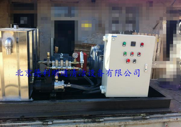 换热器高压清洗机、冷凝器高压清洗机