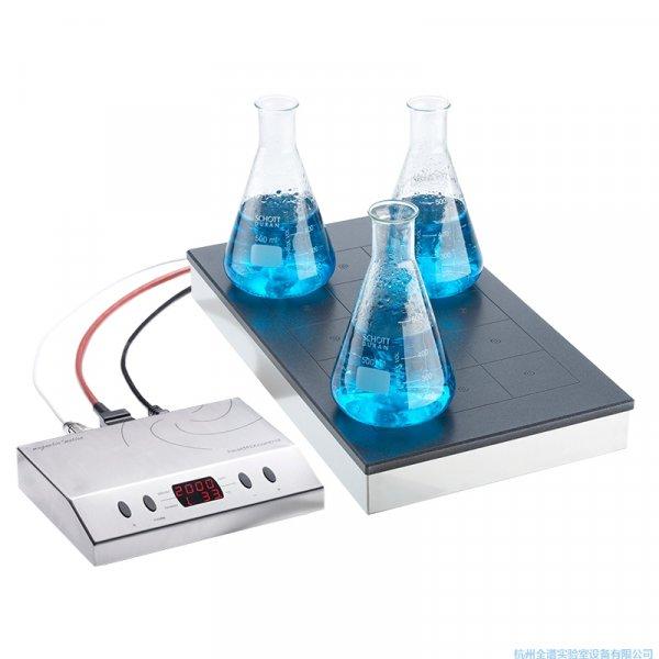 感应式磁驱多位加热搅拌器SH 6