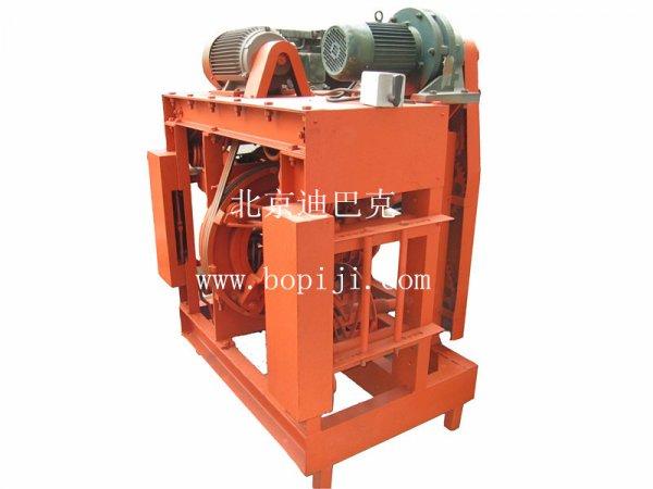 HBD350高效節能木材剝皮機
