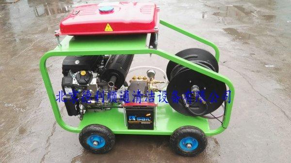 汽油机驱动高压 清洗机、汽油驱动高压疏通机、汽油机高压疏通机