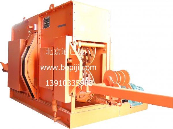 HBY700木材剝皮機