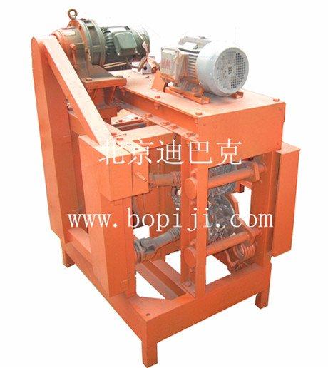 HBD200高效節能木材剝皮機