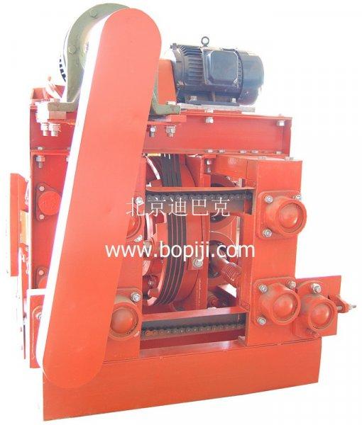 HBD150高效節能木材剝皮機