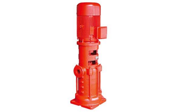 立式单级单吸消防泵(XBD-L)