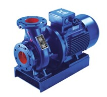 卧式单级单吸离心泵(KQW)