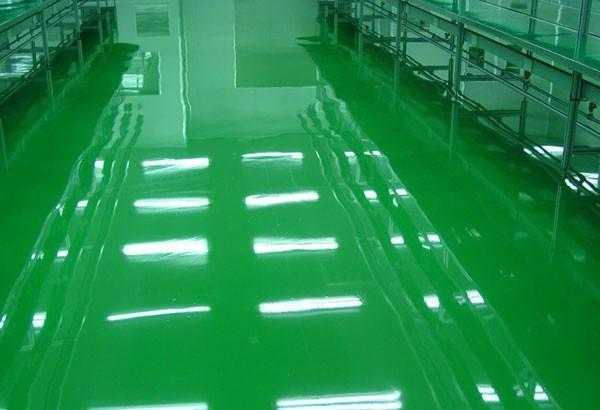 环氧树脂滚涂(薄涂)地坪