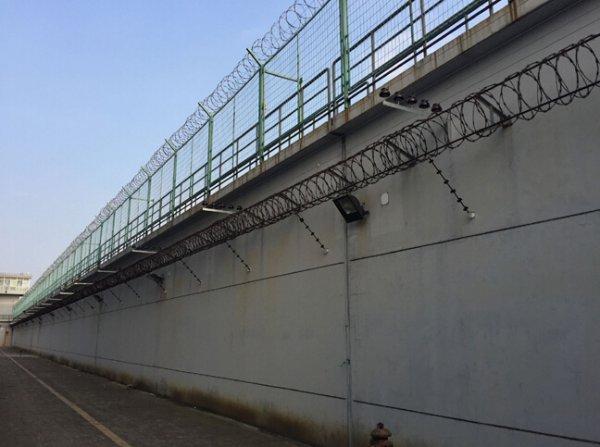 上海市嘉定区某看守所脉冲电子围栏报警系统