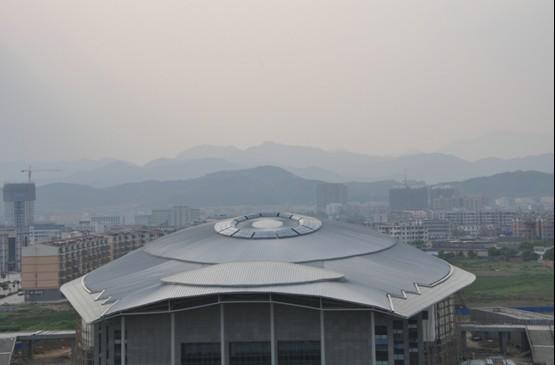 安徽省桐城市体育馆工程