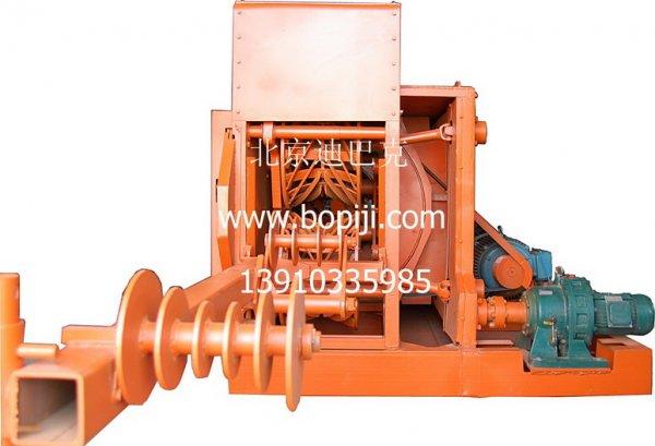 HBY500木材剝皮機