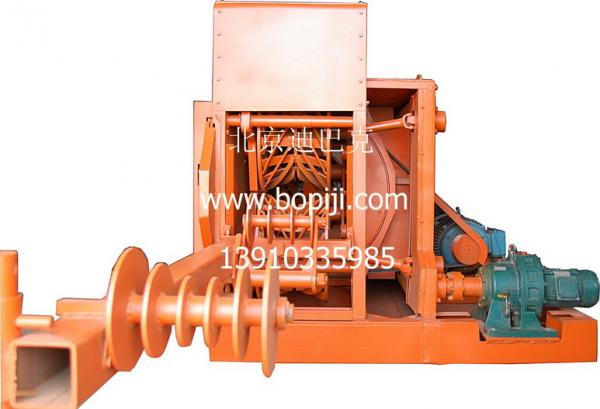 HBY500木材剥皮机