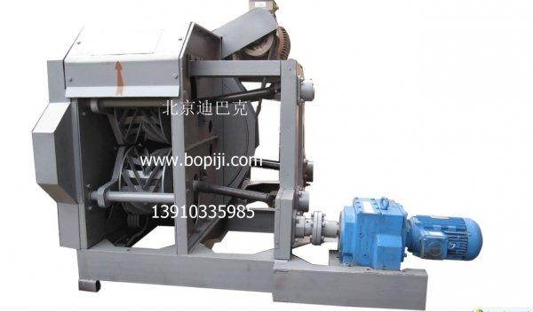 HBY400木材剝皮機