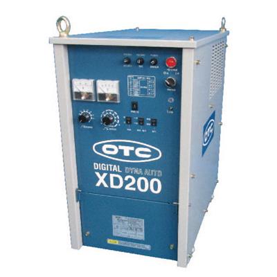 微电脑数字控制CO?/MAG焊接机 XD200