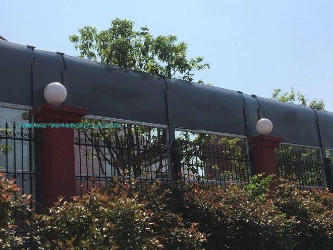杭州永特电缆声屏障