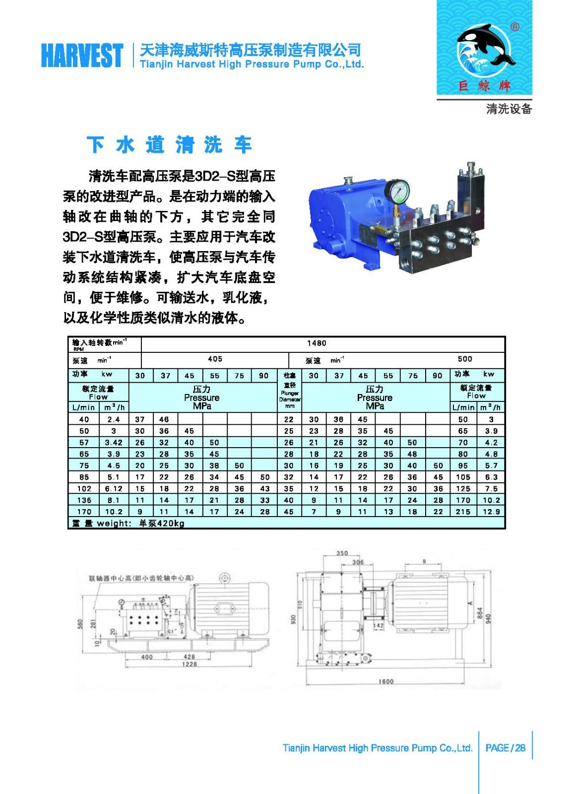 3D2-S 下水道清洗车专用泵.jpg