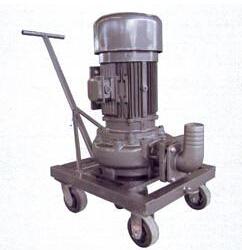 移動式刮泥機展示