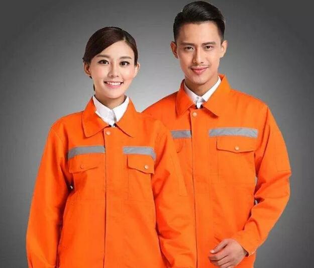 中国建筑工作服
