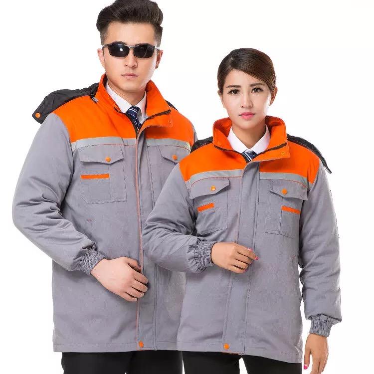 冬季工作服款式图片