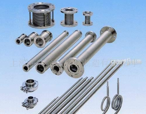 供应ZJDN6-50MM金属软管活接头, 金属软管及接头