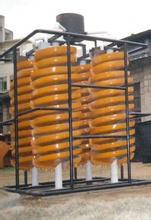 螺旋选矿机的外形