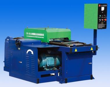 机械全自动CX25-30条纹机拉丝机刨石机自动抛光机