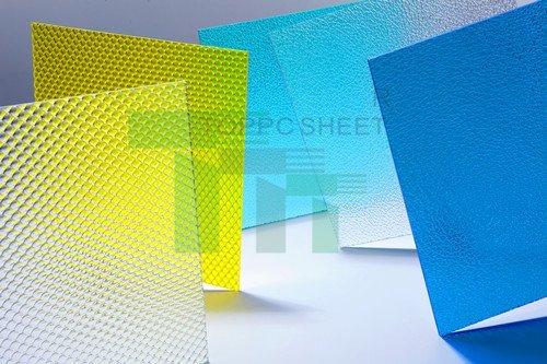 PC菱形板|菱形板厂家|菱形板价格|聚碳酸酯PC菱形板
