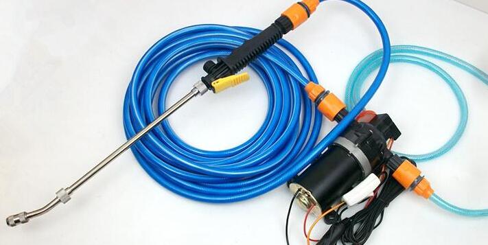 高压清洗机泵结构原理及如何安装