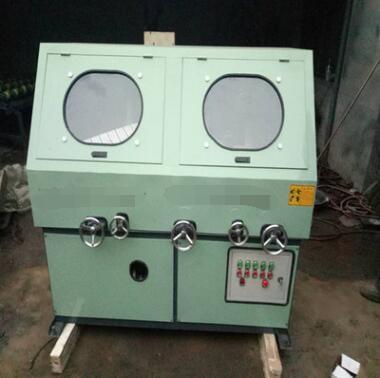 圆管外圆抛光机油缸杆抛光机多工位大直径管子除锈机