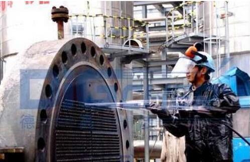 电厂中高压清洗设备的应用